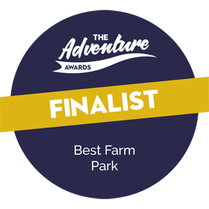 The Adventure Awards - Finalist Best Farm Park