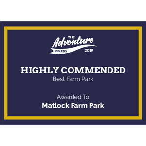 The Adventure Awards 2019 - Highly Commended Best Farm Park