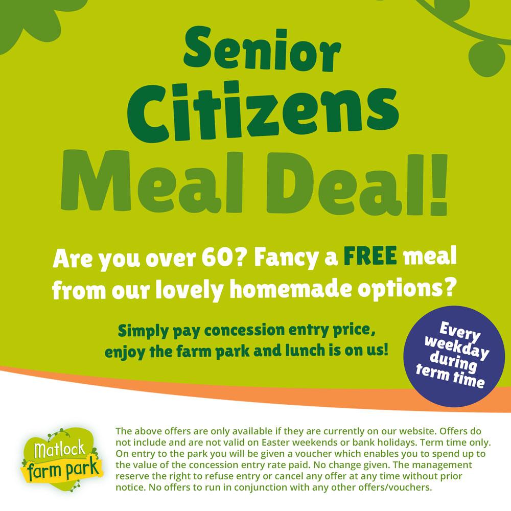Senior Citizens Meal